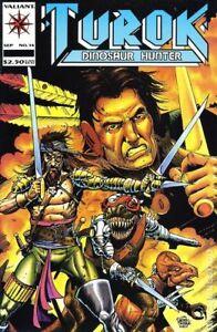 Turok Dinosaur Hunter #14 1994 MINT UNREAD