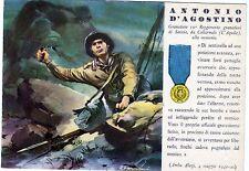 AOI amba alagi serie medaglie d'oro Antonio D'Agostino