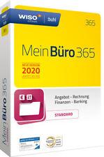 WISO Mein Büro 365 - Standard - CD und Handbuch