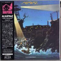 ALKATRAZ-DOING A MOONLIGHT-JAPAN MINI LP CD F56
