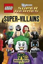 """AS NEW"" Super Villains (LEGO DC Super Heroes, Level 2), Taylor, Victoria, Casey"