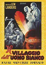 Il Villaggio Dell'Uomo Bianco DVD GOLEM VIDEO