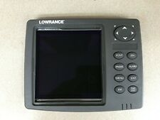 LOWRANCE FISHFINDER COLOR SCREEN AND KEYPAD-READ DESCRIPTION PLEASE
