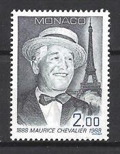 Monaco 1988 Yvert n°1639 neuf ** 1er choix