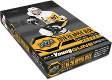 2019-20 UPPER DECK SERIES 1 HOBBY BOX  FACTORY SEALED