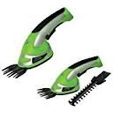Rechargeable hedge trimmer ebay for Hand held garden shears