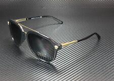VERSACE VE4341 GB1 87 Black Grey 58 mm Men's Sunglasses