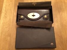 Mulberry Thick Brown leather purse, Model 312017