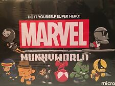Marvel Munny KIDROBOT Micro Series 2 CASE of 20 SEALED NEW Urban Vinyl BLIND BOX