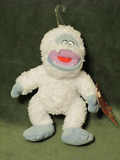 """PRESTIGE RUDOLPH THE RED NOSED REINDEER STUFFED PLUSH DOLL TOY BUMBLE 8"""" NEW"""