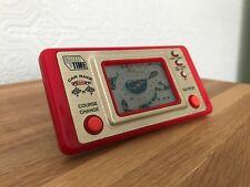 Tiempo de juego y coche Race 80s Vintage LCD portátil juego electrónico-DIM Lcd Repuestos
