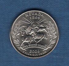 Etats Unis - Quarter Dollar - 2006 Nevada série des Etats Neuve Rouleau