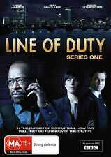 Line Of Duty : Season 1 (DVD, 2014, 2-Disc Set)