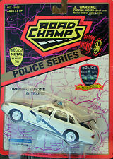 1997 FORD CROWN VICTORIA 1/43 BOISE CITY POLICE IDAHO