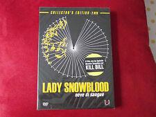 LADY SNOWBLOOD  Collector's edition  2 dvd di Toshiya Fujita