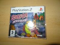 Scooby Doo Unmasked Promo for the Sony Playstation 2  pal ps2