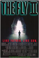 THE FLY II MOVIE POSTER Original 27x41 Rolled One Sheet  ERIC STOLTZ