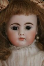 Antique Bahr and Proschild #204 Belton Doll 12 In Closed Mouth Sonneberg Doll