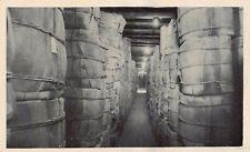 CUBA 1920's Leaf Warehouse at Partagas Cigar Factory at Havana, CUBAN - TOBACCO