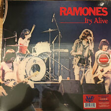 Ramones - Its Alive - Double LP Vinyl - NEW