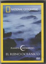 *National Geographic: Planeta Asombroso: El Reino Oceanico (DVD)
