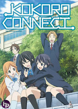 Kokoro Connect . The Complete TV Series Collection . Anime . 2 DVD . NEU . OVP