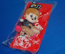 AAA Chiaki Ito Plush Doll Mascot keychain From Japan F/S