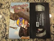 MEMPHIS BELLE HELLBENT FOR ELECTION RARE VHS! NOT ON DVD! WWII B-17 BOMBER DOC!