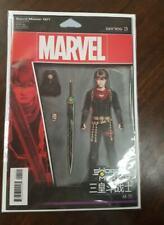 Sword Master #1 Christopher Action Figure Variant Marvel (NM)