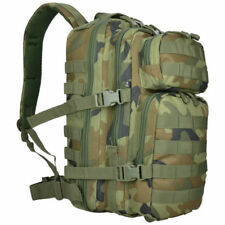 Brandit 25L Sac À Dos Militaire Tactique US Cooper MOLLE Assault Bag Woodland