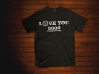 a030968517bb I LOVE YOU 3000 T shirt 3k iron man tony stark avengers end game funny  quotes