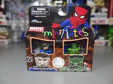 Marvel Minimates Toys R Us Wave 06 Stretch Attack Mr. Fantastic / World War Hulk
