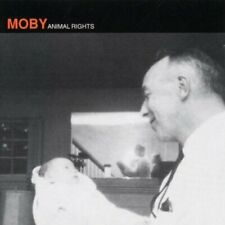 Moby Animal rights (1996, CD2: 'Little idiot')  [2 CD]