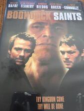 The Boondock Saints DVD