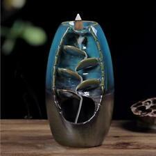 New Type Mountain River Handicraft Incense Holder Backflow Ceramic Burner Censer