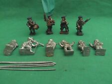 WARGAMES FOUNDRY 28mm  E.C.W.SCOTS COVENANTERS X 10 (4,PRO-PAINTED)
