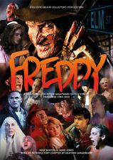 Freddy Krueger Nightmare on Elm Street Souvenir Guide Horror Movie Magazine