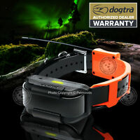 Dogtra Pathfinder TRX Additional GPS-Only Dog Collar Black Tracking-Hunting