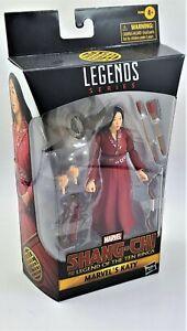 Marvel Legends Katy Hasbro Shang - CHI  Action Figure Legend of ten Rings 2021
