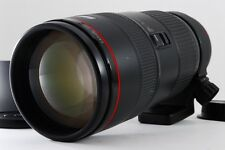MINT CANON EF 80-200mm 2.8 L AF Zoom Lens from japan #807