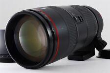 MINT CANON EF 80-200mm 2.8 L AF Zoom Lens from japan #807