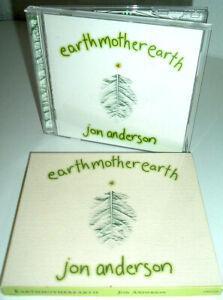 JON ANDERSON - Earthmotherearth © 1997 ELLIOSIS ARTS - ( YES )