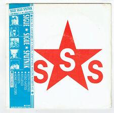 """SIGUE SIGUE SPUTNIK Vinyl 45T 7"""" LOVE MISSILE - HACK ATTACK Punk Rock 0837 RARE"""