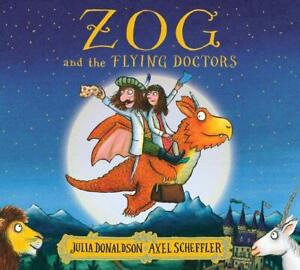 Zog and The Flying Doctors - New Paperback Book - 9781407173504