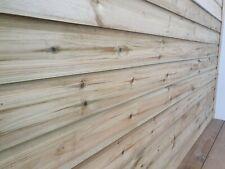 Cladding, 141x19mm Shiplap, H3 Treated, Premium Grade Baltic Pine
