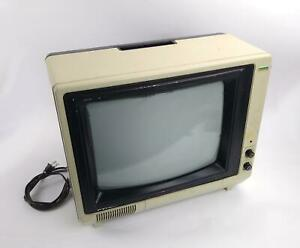 """Vintage AMDEK COLOR-I PLUS 13.5"""" Color CRT Video Monitor GREAT FOR RETRO GAMING"""