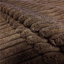 Telas y tejidos color principal marrón 135 cm para costura y mercería