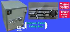Heavy Duty Cash, Money, Document Electronic Safe 250KG Weight