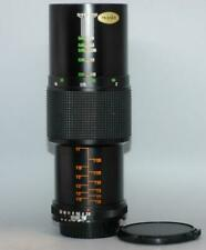 Nikon Vivitar 90mm f2.8 manual focus 1:1 Macro lens in Ai mount Komine - Mint-!