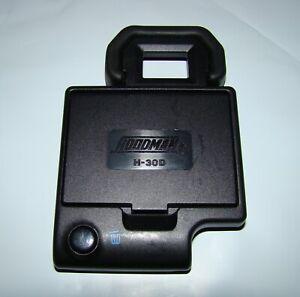 Hoodman H-30D Flip Up  LCD Cap Hood for Canon 30D